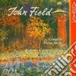 Integ. per pf vol. 6^(pf a 4 mani)-spada cd musicale di J. Field