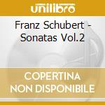 Sonate per pf vol. 2^ - m. damerini cd musicale di Schubert