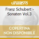 Sonate per pf vol. 3^ - m. damerini cd musicale di Schubert