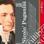 Son. per chit. vol. 2^ - f. zigante cd musicale di Paganini