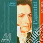 Son. per chit. vol. 3^ - f. zigante cd musicale di Paganini