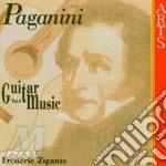 Son. per chit. vol. 4^ - f. zigante cd musicale di Paganini
