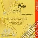 Harp festival - zaniboni cd musicale di Zaniboni - vv.aa.