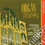 Organ festival - sacchetti cd musicale di Sacchetti -vv.aa.