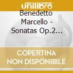 Sonate op.2 vol.2^-acc.monteverdi,hirsch cd musicale di B. Marcello