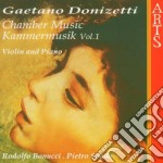 Donizetti, G. - Chamber Music Vol.1 cd musicale di Donizetti