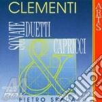 Sonate per piano vol. 1^- pietro spada cd musicale di Clementi