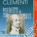Sonate per piano vol. 3^- pietro spada cd musicale di Clementi