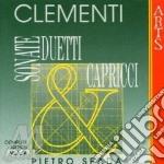 Clementi, M. - Sonate, Deutti & Capricci cd musicale di Clementi