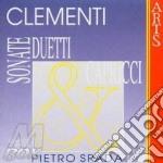 Sonate per piano vol. 5^- pietro spada cd musicale di Clementi