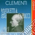 Sonate per piano vol. 6^- pietro spada cd musicale di Clementi