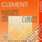 Clementi, M. - Soante, Duetti & Capricci cd musicale di Clementi