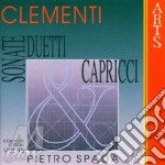 Sonate per piano vol.15^- pietro spada cd musicale di Clementi