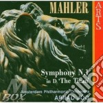 Mahler, G. - Symphony No.1 In D 'The T cd musicale di Mahler