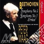 Sinf. n. 1/3 - maag cd musicale di Beethoven
