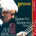 Sinf. n. 5/6 - maag cd musicale di Beethoven
