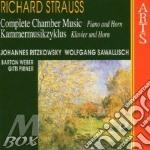 Int. comp.da camera vol. 3^ - sawallisch cd musicale di R. Strauss