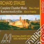 Int. comp.da camera vol. 4^ - mrongovius cd musicale di R. Strauss