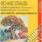 Strauss, R. - Complete Chamber Music Vo cd musicale di R. Strauss