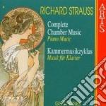 Int. comp.da camera vol. 7^ - pirner(pf) cd musicale di R. Strauss