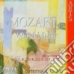 Musica per fiati vol.2^-ottetto italiano cd musicale di Wolfgang Amadeus Mozart