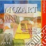 Musica per fiati vol.3^-ottetto italiano cd musicale di Wolfgang Amadeus Mozart