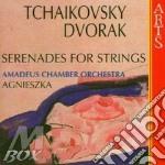 Ser.per archi op.48 / op.22 - duczmal cd musicale di Chaikowsky/dvorak
