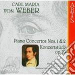 Conc. per pf. n.1/2 - drewnowski, wit cd musicale di Weber