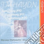 Sinf. p10/p11/p20 - warsaw sinf.,czepiel cd musicale di J.m. Haydn