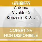 Conc.e son per fl,ob,vln-guglielmo, etc. cd musicale di Vivaldi