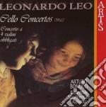 Conc.per vlc,archi e cont. v.2^ -bonucci cd musicale di L. Leo