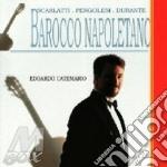 Trascr.dal barocco napoletano -catemario cd musicale di D./etc Scarlatti