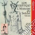 Storia del soldato/ottetto per fiati cd musicale di Stravinsky