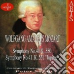 Sinf. n. 40/41 - orch. del veneto,p.maag cd musicale di Wolfgang Amadeus Mozart