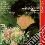 Cori da opere - coro e orch. mmf, arena cd musicale di Artisti Vari
