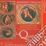 Vivaldi, A. - Il Cimento Dell'armonia & cd musicale di Vivaldi