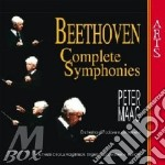 Sinf. complete - p.maag,orch.pd e veneto cd musicale di Beethoven