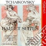 Suites da ball.-russian phil.,vedernikov cd musicale di Tchaikovsky