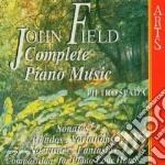 Integ. per pf completa - p.spada cd musicale di J. Field