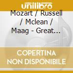 Messa in do min kv427 - maag '97 cd musicale di Wolfgang Amadeus Mozart