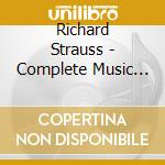 Strauss, R. - Complete Music For Winds cd musicale di R. Strauss