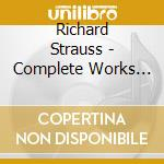 Strauss, R. - Complete Works For Winds cd musicale di R. Strauss