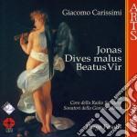 Jonas,beatus vir,etc-son.g.marca,fasolis cd musicale di G. Carissimi