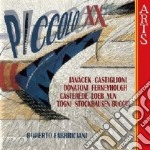 Piccolo xx(ottavino xx sec.)-fabbriciani cd musicale di Artisti Vari