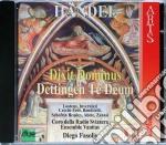 Haendel, G. F. - Dixit Dominus cd musicale di Haendel