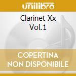 Opere per clarinetto del xx� secolo cd musicale di Artisti Vari