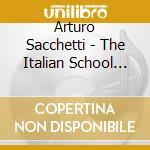 Organ history: scuola italiana-sacchetti cd musicale di Sacchetti - vv.aa.