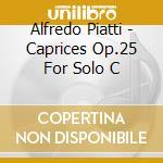 Capricci op.25/rimembranze etc- w.s.yang cd musicale di A. Piatti