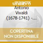 L'estro armonico op.3 vol.1 cd musicale di Vivaldi