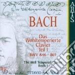 Clav. ben temperato l.1^ - o.dantone cd musicale di Johann Sebastian Bach